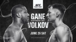 UFC Vegas 30: Gane vs. Volkov fight card, date, India time, telecast and live streaming info