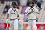 WTC Final: India vs New Zealand: Kohli, Rahane fight hard to take India to 146/3 on curtailed Day 2