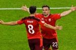 Euro 2020: Switzerland 3-1 Turkey: Shaqiri double boosts last-16 chances