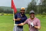 Yuvraj Singh plays golf with Sachin Tendulkar, says 'Last time you woke me up at 4 am was 21 years ago'