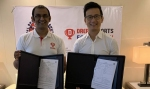 Dream Sports Foundation ties up with Bhaichung Bhutia Football Schools to support young footballers