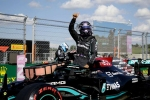 Hamilton booed after pole in pursuit of 100th F1 win at Hungarian GP