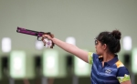 Tokyo 2020: Bhaker placed 5th, Sarnobat in 25th after precision round in Women's 25m Pistol qualification