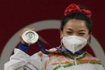 Mirabai Chanu dedicates Tokyo Olympics silver medal to country; recollects mother's sacrifices
