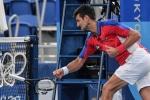 Tokyo Olympics: Novak Djokovic loses his cool as Carreno Busta beats him to bronze
