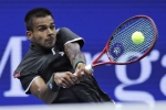Tokyo Olympics: Sumit Nagal beats Denis Istomin in three-sets in opening round match