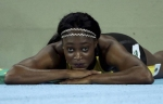 Tokyo 2020: Elaine Thompson leads a Jamaica 1-2-3 to defend 100M title