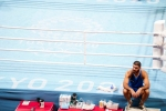 Tokyo Olympics: French super heavyweight boxer sits on ring apron in protest after disqualification loss