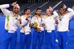 Tokyo 2020: PM Modi speaks to Manpreet, coach Reid after Olympic bronze; lauds team's hard work