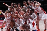Tokyo Olympics: Japan survive last-gasp scare as Team USA stay on course