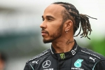 Hamilton pleasantly surprised by Mercedes pace in Hungary