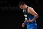 Tokyo Olympics: France slow Slovenia to deal Doncic dramatic first defeat despite triple-double