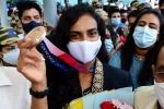 Tokyo 2020: Sindhu returns to warm reception
