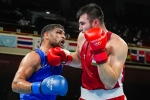 Tokyo 2020: Wife said pull out but I knew I wanted to fight: Satish on fighting Olympic QF with 13 stitches