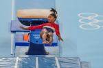 Tokyo Olympics: Simone Biles sticks landing in balance beam, wins bronze on return