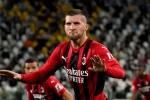 Juventus 1-1 Milan: Allegri's side in relegation zone after Rebic prolongs winless start