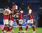 Arsenal thrash Tottenham to continue  resurgence in Premier League