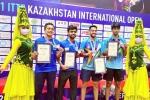 Kazakhstan International Open: Indian paddlers Siddhesh-Mudit and Snehit-Sudhanshu bag men's doubles bronze