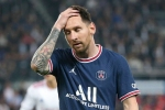 Messi ruled out of PSG's next match through injury, doubtful to face Guardiola's Man City