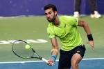 Davis Cup: Prajnesh loses to lower-ranked Virtanen, India down 0-1