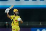 IPL 2021: Ruturaj Gaikwad steals the show as he becomes highest individual scorer for CSK against Mumbai