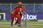 IPL 2021: Sunrisers coach Bayliss laments batting mistakes against Punjab Kings