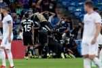 Real Madrid 1-2 Sheriff: Thill thunderbolt stuns Los Blancos at the Bernabeu