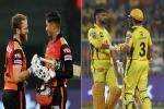 IPL 2021: CSK vs SRH: Dream11 Prediction, Fantasy Tips, Possible 11, Match prediction