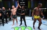 UFC Vegas 37 results and recap: Anthony Smith chokes out Ryan Spann for submission win