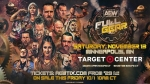 AEW Full Gear 2021 updated card following this week's Dynamite