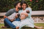 Dinesh Karthik, Dipika Pallikal blessed with twin boys