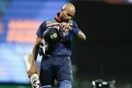 T20 World Cup: India vs Pakistan: Hardik Pandya taken for scans after being hit on the shoulder