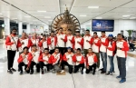 India men's boxing team leave for world championships in Belgrade