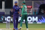 T20 World Cup: India vs Pakistan: Indian players take the knee before Pakistan game