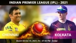 IPL 2021 Final, CSK vs KKR Live Updates: Chennai, Kolkata battle for title in Dubai