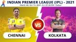 IPL 2021 Final, CSK vs KKR Toss, Playing XI Updates: Morgan invites Dhoni to bat first in Dubai