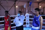 Jaismine, Basumatary ease into second round on Day 2 at 5th Elite Women's National Boxing Championships