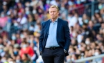 Barcelona sack coach Ronald Koeman; Xavi front-runner to take over