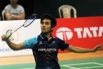 Lakshya enter quarters, Sameer retires at French Open