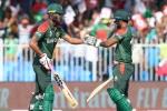 T20 World Cup: Sri Lanka pacer Lahiru Kumara exchanges heated words with Bangladesh batter Liton Das
