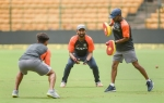 Was fortunate to coach and interact with amazingly talented cricketers: R Sridhar