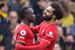 Premier League data dive: Mane reaches century as Reds run riot, Foxes end United's record away run