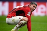 Theo Hernandez available for Milan after negative coronavirus test