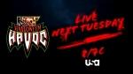WWE NXT Halloween Havoc 2021 full match card announced