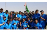 Blind Cricket WC: India set up final with Pakistan