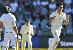 SA limited to 266-8 on day one