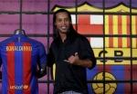 B'day boy Ronaldinho wishes Neymar speedy recovery