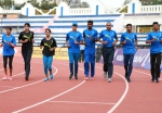 Strong Indian field gear up for 10K