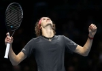 ATP Finals: Zverev knocks out Federer
