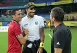 Kerala Blasters and David James part ways
